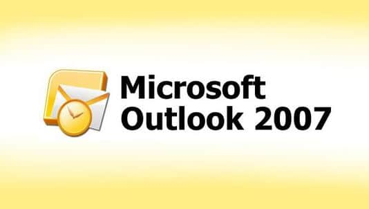 Como configurar E-mail IMAP no Outlook 2007
